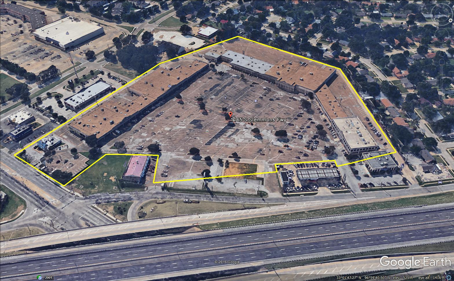 Industrial Lease Properties - Lewisville, Texas